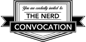 The Nerd Convocation logo