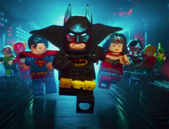 """The LEGO Batman Movie"" Takes The Top Spot At The Weekend Box Office"